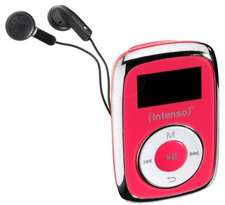 3614563 - MP3-Player, 8GB, pink